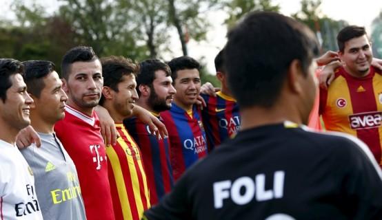 ESV Neuaubing Sports United: Bavaria's first refugee soccer team.