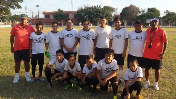 GOL Bolivia youth team
